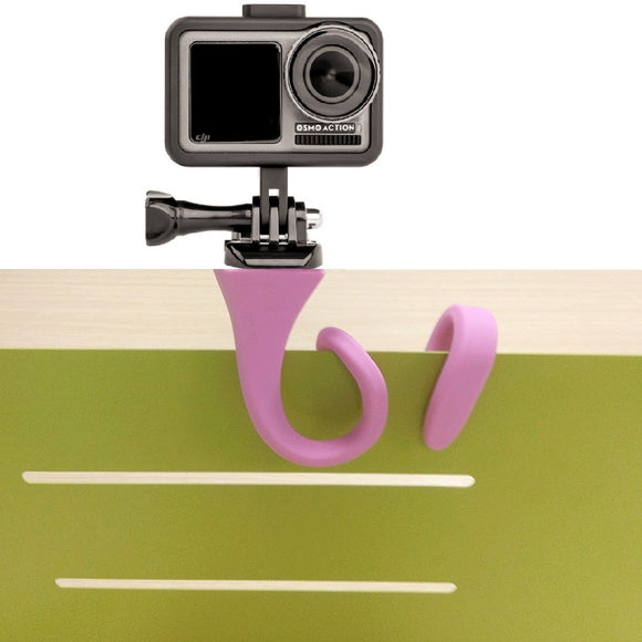 Flexible Banana selfie stick for camera/smart phone