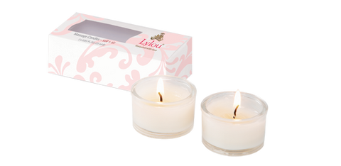 Candlelight Massage Set