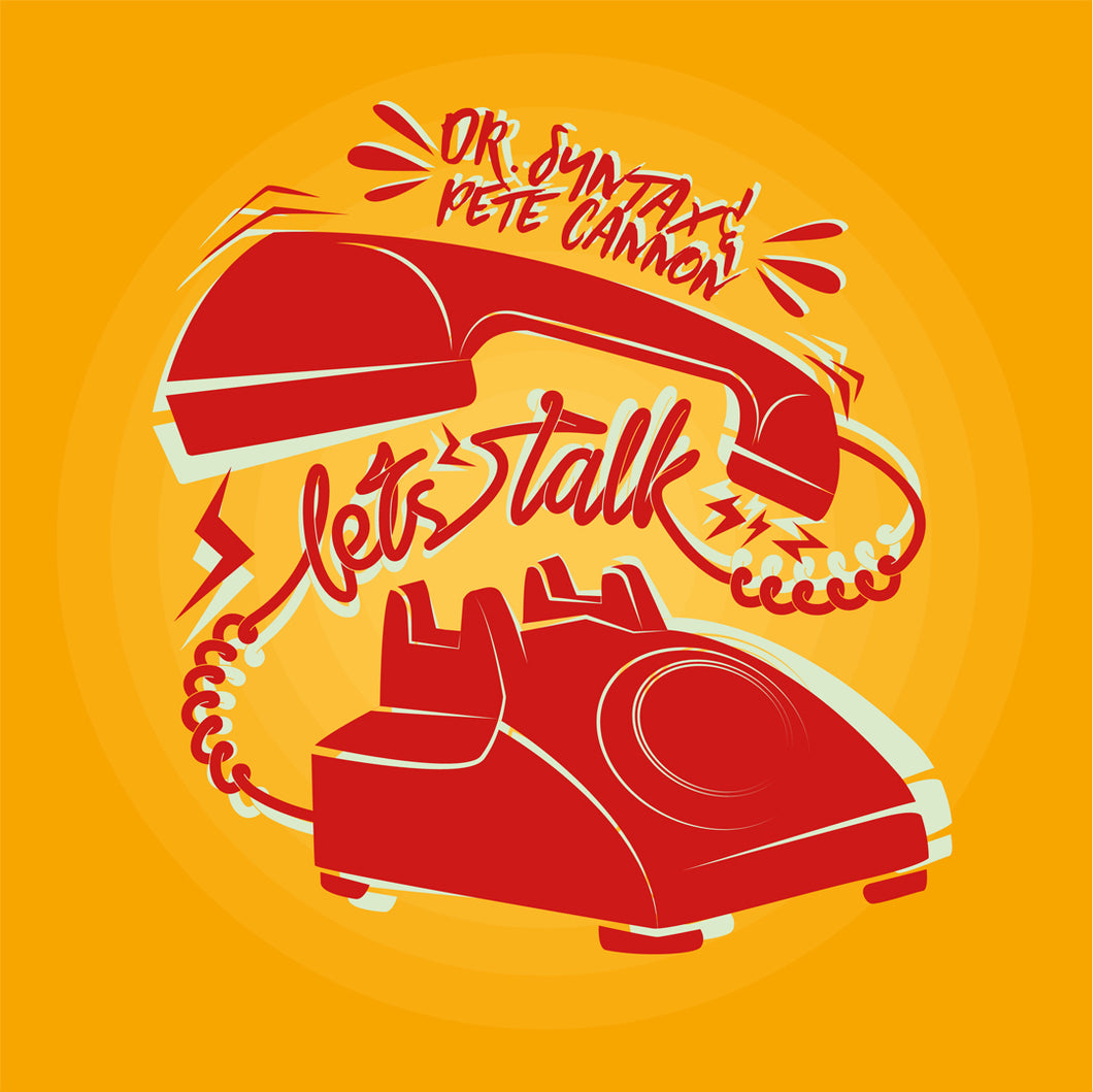 Let's Talk CD
