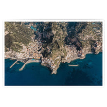 Load image into Gallery viewer, Amalfi by Drone - Fine Art