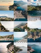 Load image into Gallery viewer, Amalfi Coast Calendario Fotografico 2021