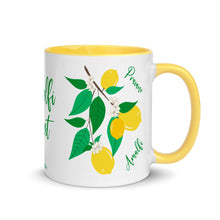 Load image into Gallery viewer, Amalfi Coast Lemons Mug - AMALFITANA STORE