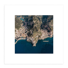 Load image into Gallery viewer, Amalfi Drone View Gallery Board