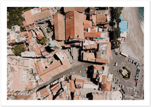 Load image into Gallery viewer, Amalfi Main Square Aerial View Premium Semi-Glossy Print