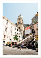 Load image into Gallery viewer, Amalfi Main Square Premium Semi-Glossy Print