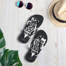 Load image into Gallery viewer, Ice Cream Flip-Flops - AMALFITANA STORE