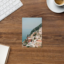 Load image into Gallery viewer, Positano Postcard