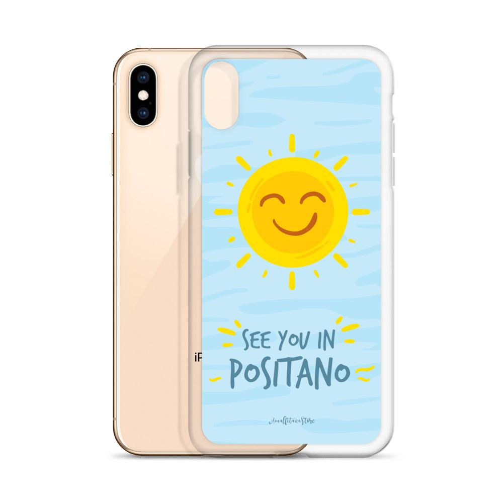 See You in Positano iPhone Case - AMALFITANA STORE