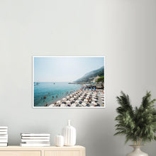 Load image into Gallery viewer, Summer Time in Amalfi Premium Semi-Glossy Print