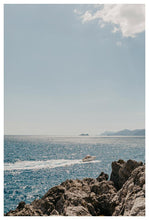 "Load image into Gallery viewer, ""Summer Vibes"" in Praiano Fine Art Print - AMALFITANA STORE"