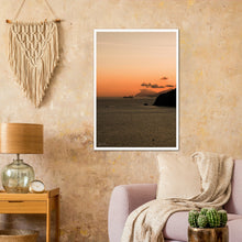 "Load image into Gallery viewer, ""Sunset"" from Praiano Premium Semi-Glossy Print"
