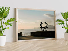 Load image into Gallery viewer, Sunset in Praiano Fine Art Print - AMALFITANA STORE