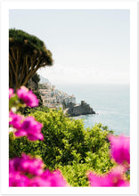 Load image into Gallery viewer, View of Amalfi Premium Semi-Glossy Print