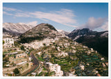 """Winter Time"" Ravello Premium Semi-Glossy Print"