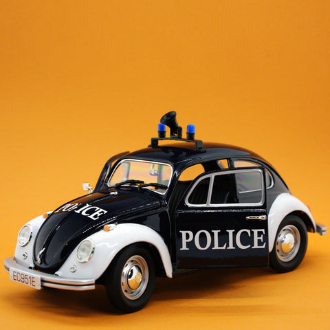 1:18 SPF Radio Patrol Car Diecast Collectible
