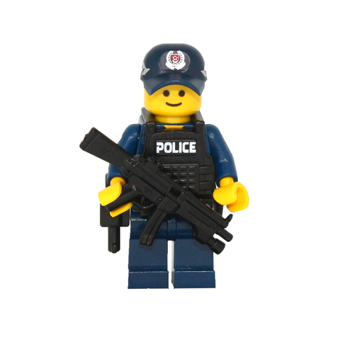 SPF Emergency Response Team Mini-figure