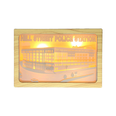 Old Hill Street Police Station Light Box (Special SPF200 Edition)