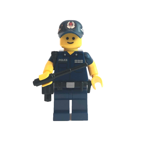 SPF Ground Response Force Mini-figure