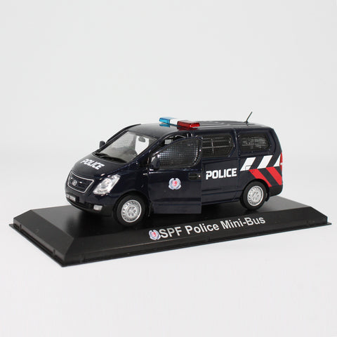 1:38 SPF Mini-Bus Diecast Collectible