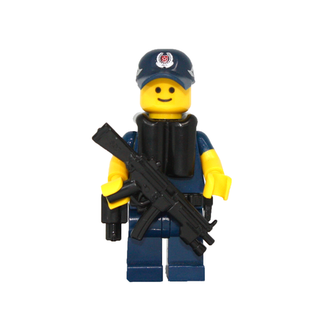 SPF Police Coast Guard Mini-figure