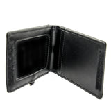 Genuine Leather Pass Holder