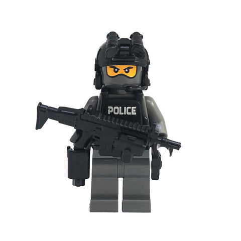 SPF Special Tactics And Rescue Unit Mini-figure