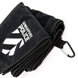 Sports Towel with Carabiner & Pouch