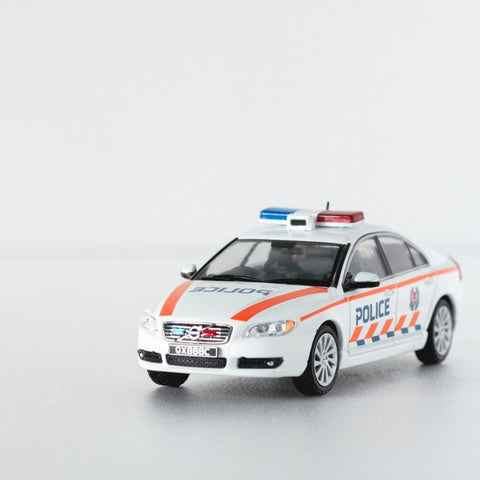 1:43 TP Expressway Patrol Car Diecast Collectible