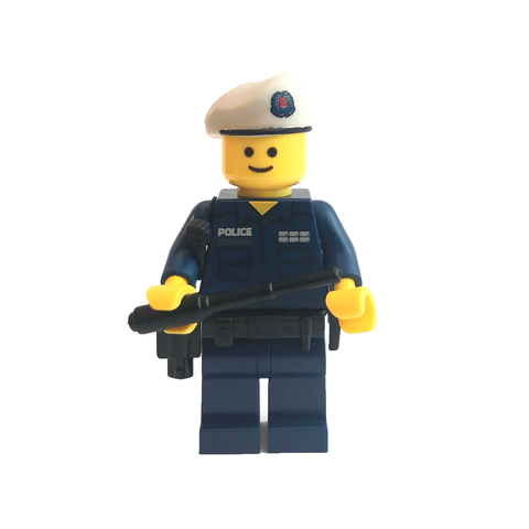 SPF Public Transport Security Command Mini-figure