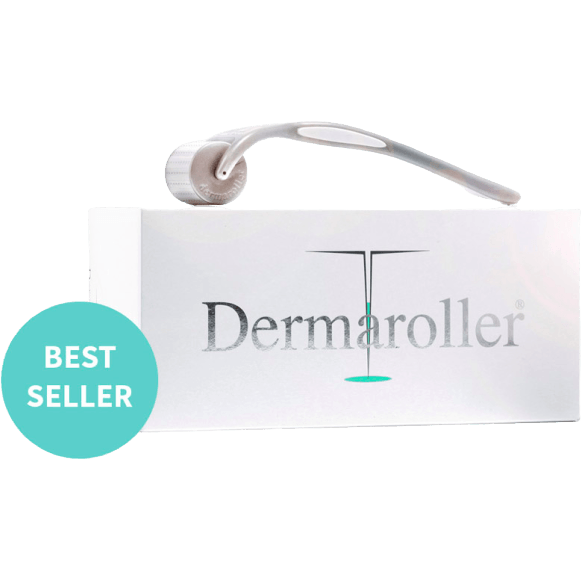 Home Care Roller by Dermaroller® derma roller before and after Canada at home microneedling dermroller for face amazon sephora walmart