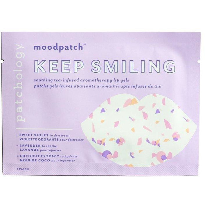 moodpatch™ Keep Smiling Lip Gels - Body Clinic Skincare