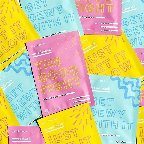 moodmask™ Get Dewy With It Sheet Mask - Body Clinic Skincare