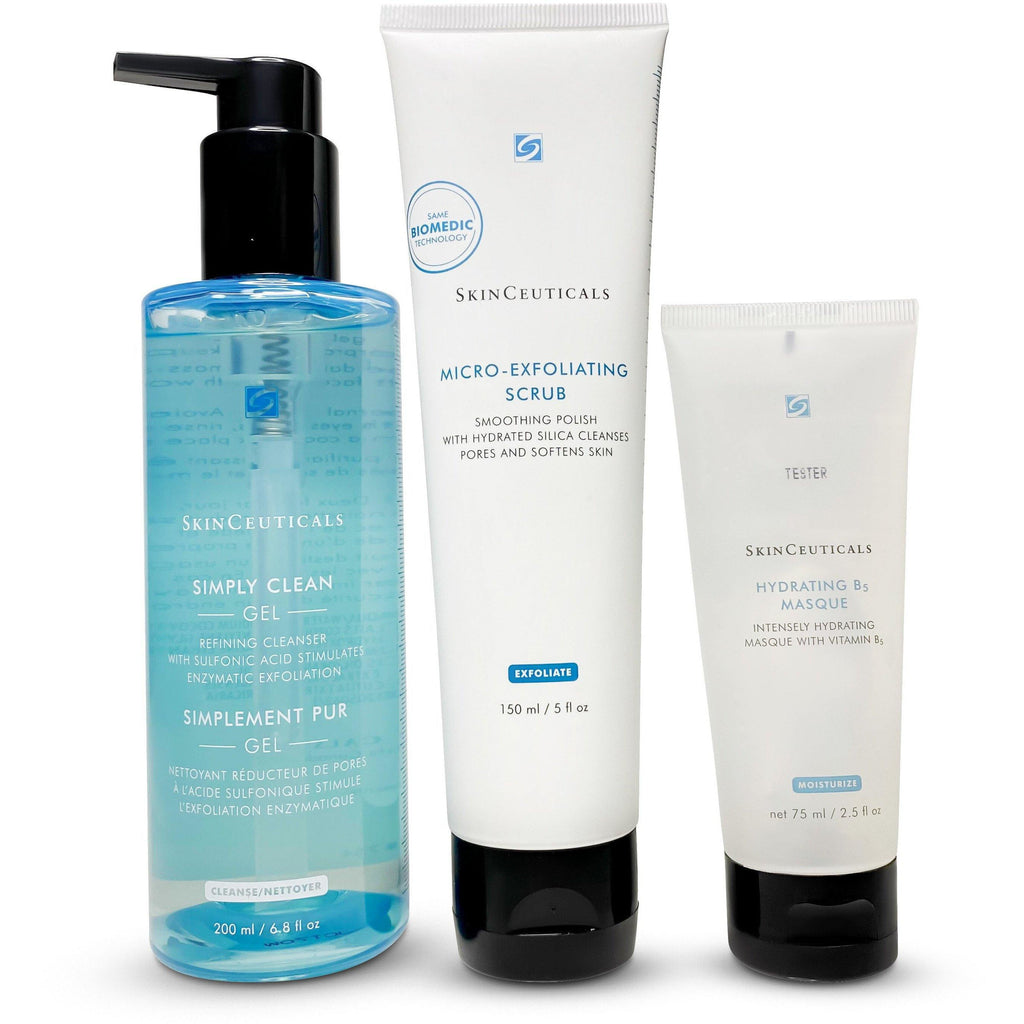 At-Home Facial Kit - Body Clinic Skincare