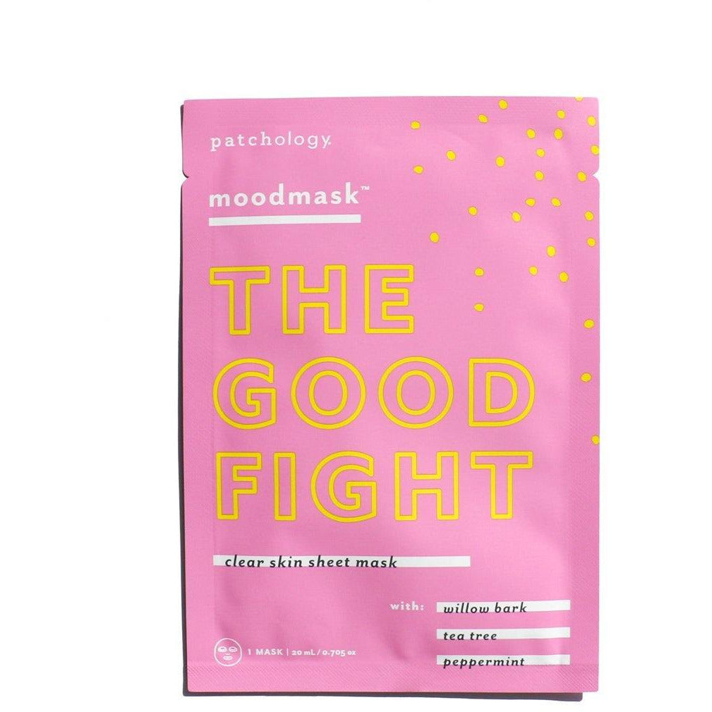 moodmask™ The Good Fight Sheet Mask - Body Clinic Skincare
