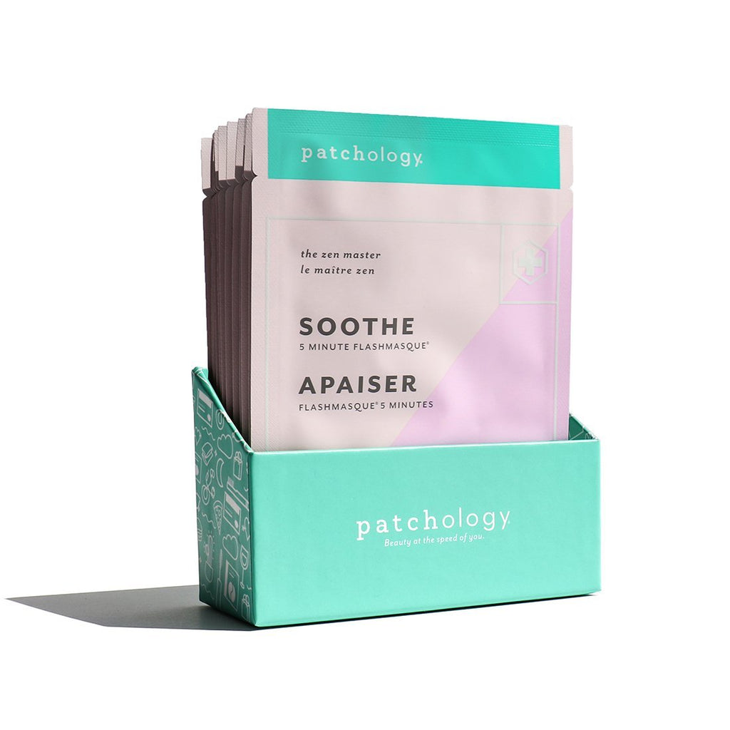 FlashMasque® Soothe 5 Minute Sheet Mask