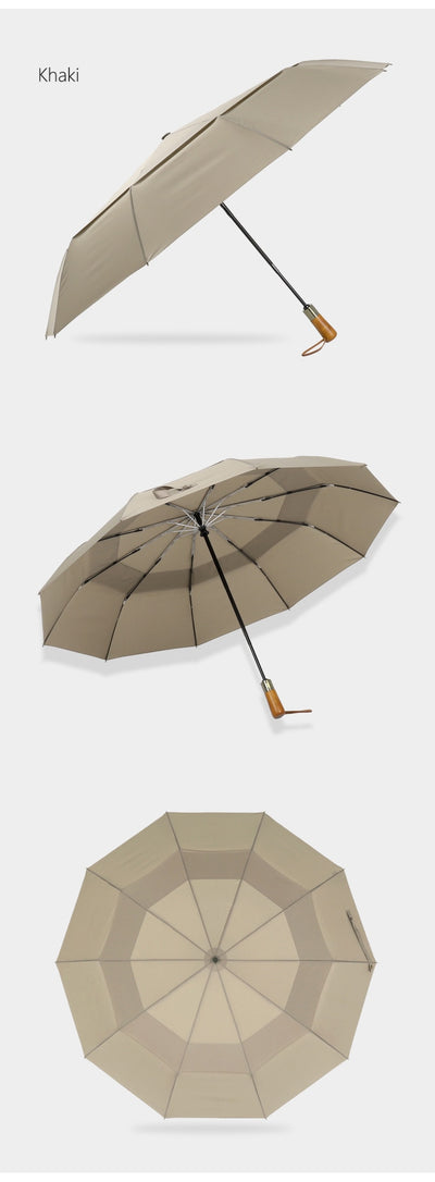 Business Style Automatic Pop Up Umbrella