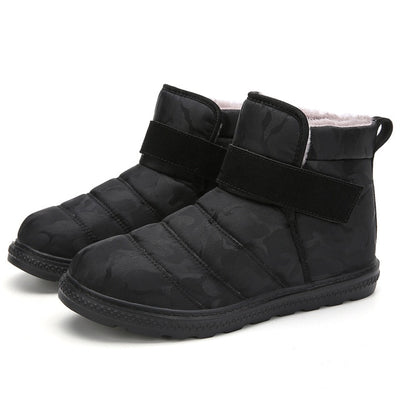 Waterproof Ankle Snow Boots