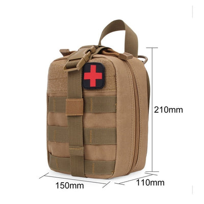 Survival Outdoor Medical Pouch