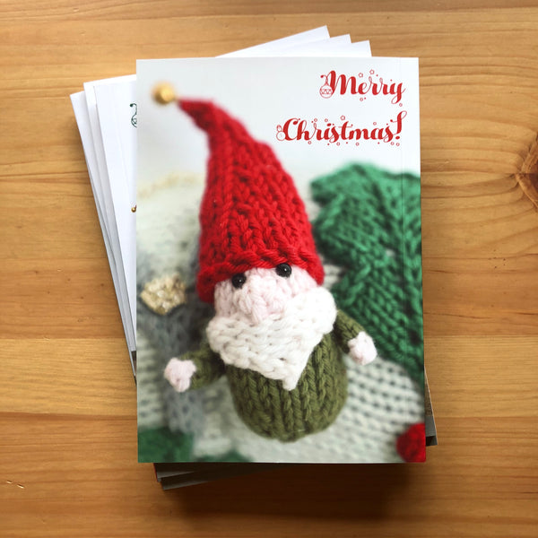 Merry Knitmas Advent Pattern Booklet and Yarn Kit Bundle
