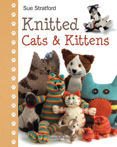 Knitted Cats and Kittens