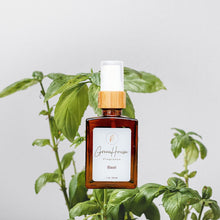 Load image into Gallery viewer, Basil, Greenhouse Fragrance, Natural Organic fragrances