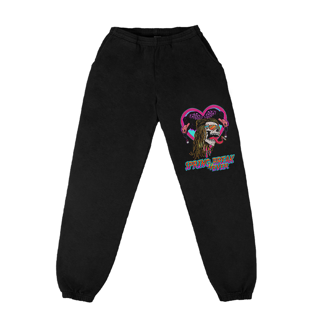 SB4E Black Sweatpants