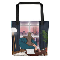 Chrismas tote bag