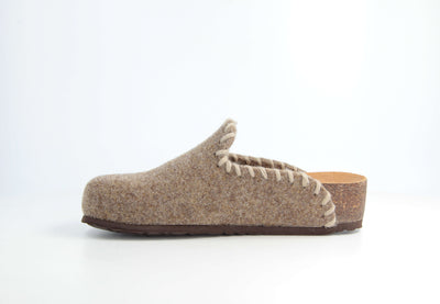 BIONATURA SHOES DONNA - CANAZEI LANA CAMEL