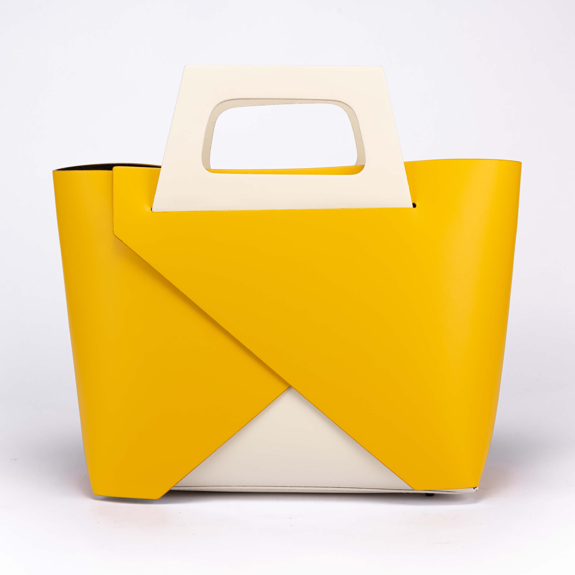 BIO.BAG AVORIO/GIALLO