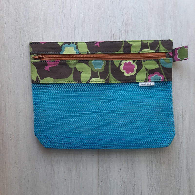 Mad Bags Zip Pouch