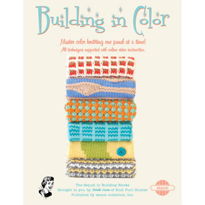 Building in Color Cover