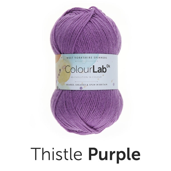 717 Thistle Purple