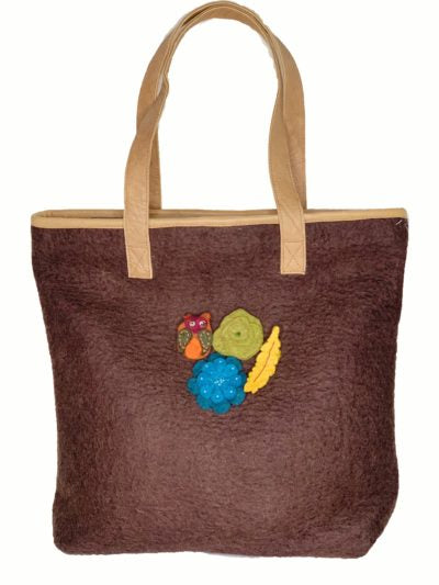 Fibres of Life Big Life Two Tone Tote Bundle