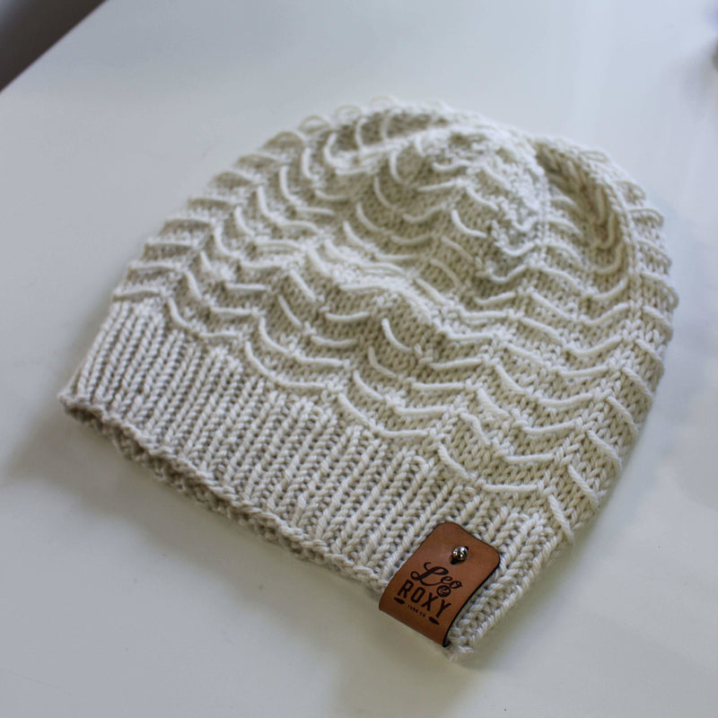 Tamarugo knit in 01 wool cotton